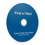 First o t'Sort CD